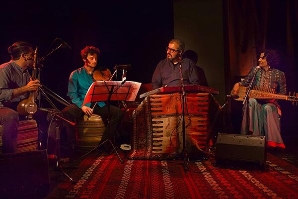 Ensemble Kamaan : Des chemins qui mènent partout