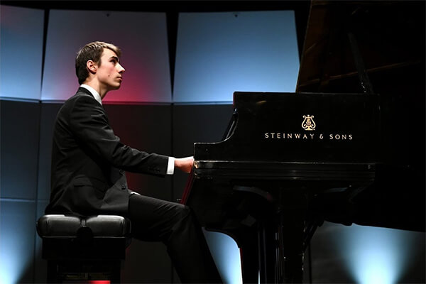 Jérémie Morency, piano