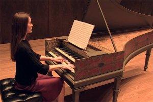 Melisande McNabney, clavecin
