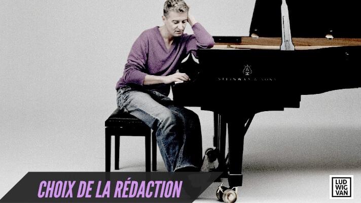 Jean-Yves Thibaudet, pianiste. (Photo: courtoisie de l'OSM)
