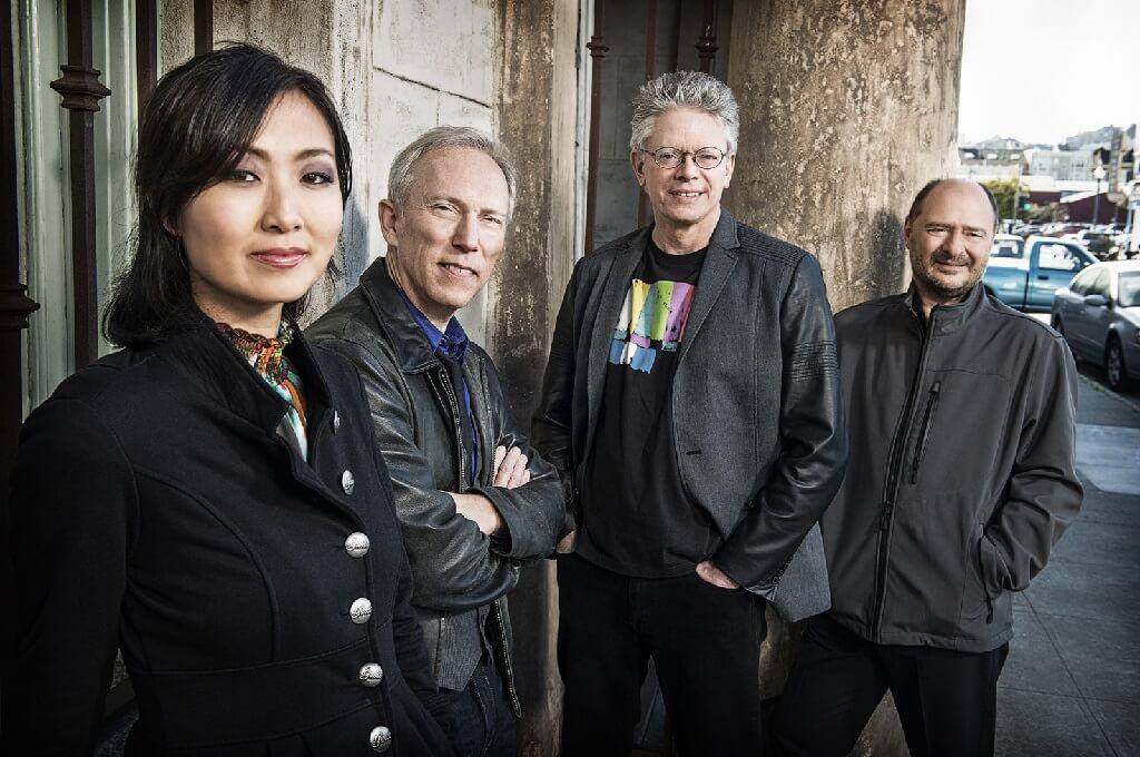Le Kronos Quartet sera en récital à la Maison symphonique le 16 mars 2019, à 20 h. (Photo: Jay Blakesberg)