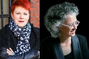Janice Jackson et Barbara Pritchard