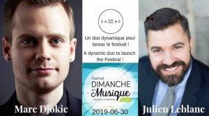 CAMMAC Marc Djokic Julien Leblanc