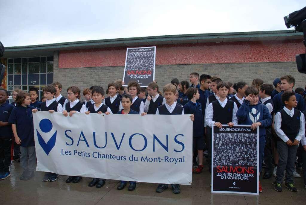 Sauvons les Petits Chanteurs du Mont-Royal