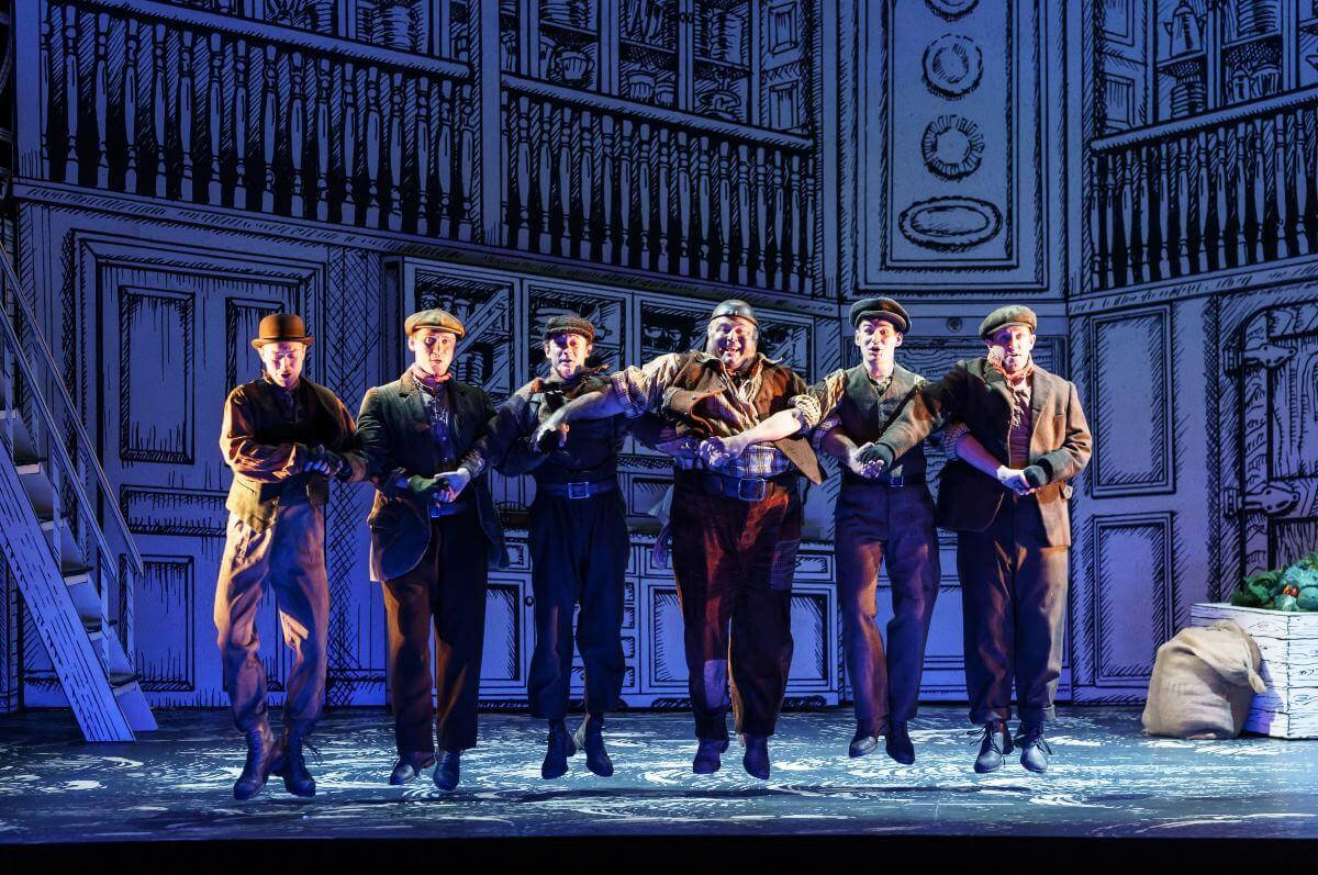La Flûte enchantée, de Mozart, dans une mise en scène de Barbe & Doucet au Glyndebourne Festival. (Photo: courtoisie)