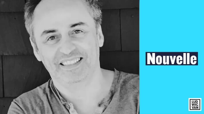 Jaap Nico Hamburger, de Vancouver, devient compositeur en résidence de Mécénat Musica. (Photo: courtoisie)