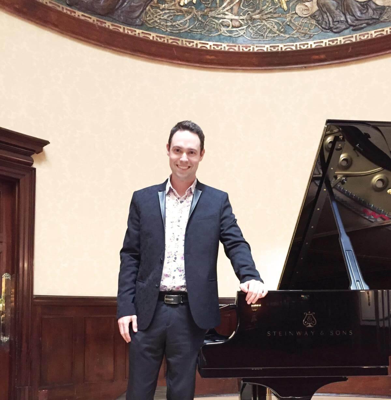 Maxim Bernard à Wigmore Hall. (Photo: courtoisie)