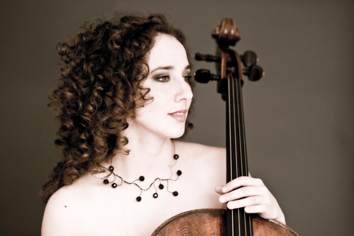 Chloé Dominguez, violoncelliste (Photo : Ève Leclerc)