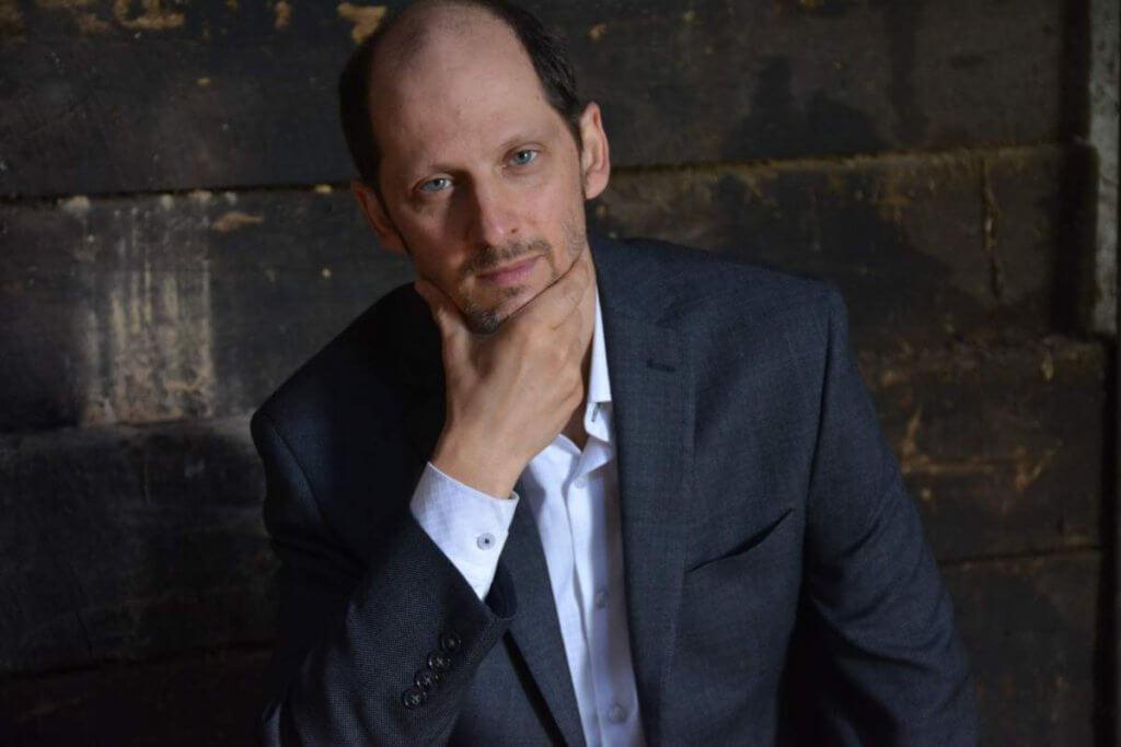Mathieu Gaudet, pianiste