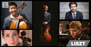 On dit que le violoncelle est proche de la voix humaine. Voici notre Liszt de 10 jeunes violoncellistes sensationnels qui sont passés maîtres dans l'art de le faire chanter.