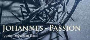couronne d'épines, Johannes-Passion, passion selon saint Jean