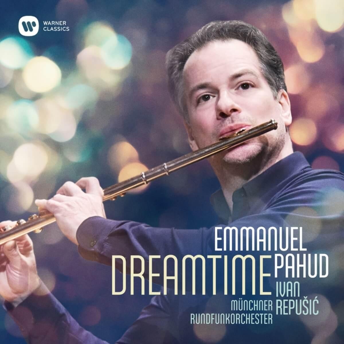 Dreamtime, le nouveau disque d'Emmanuel Pahud.