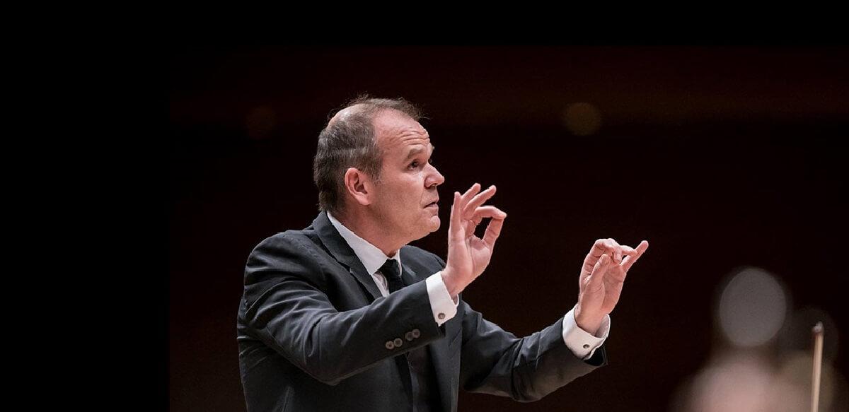 François-Xavier Roth, chef d'orchestre. (Photo: courtoisie de l'OSM