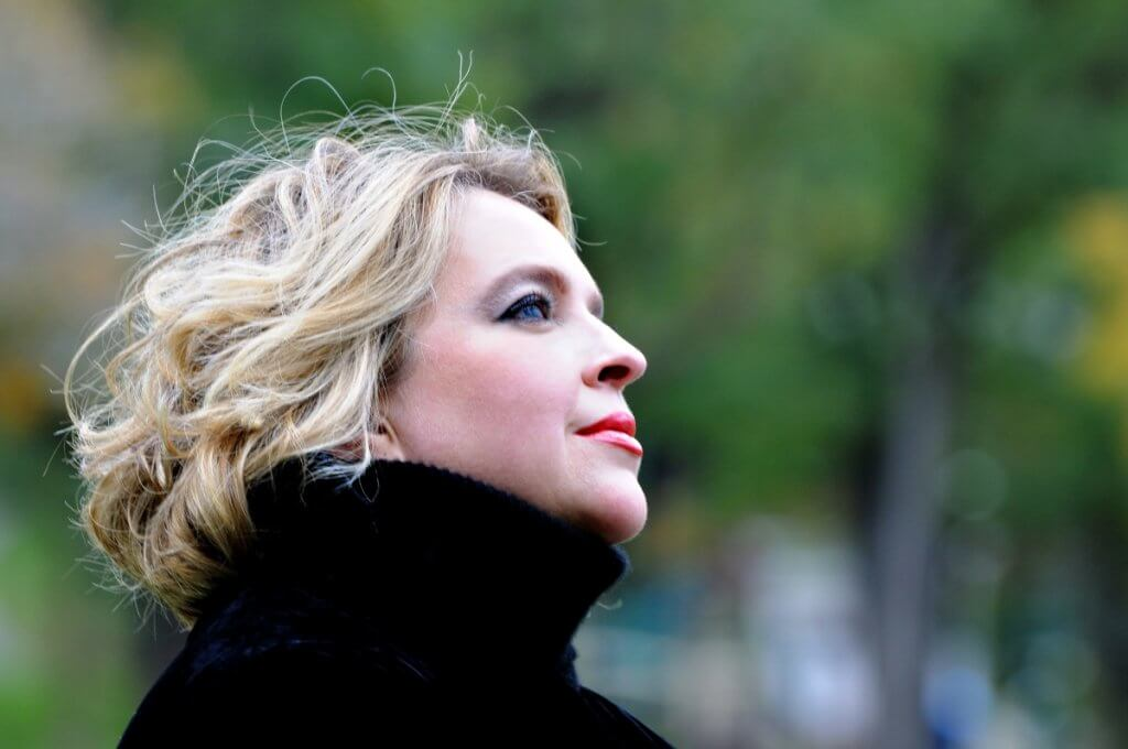Karina Gauvin (Photo : Michael Slobodian)