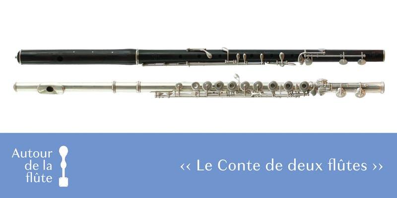 Autour de la flûte : Le conte de deux flûtes