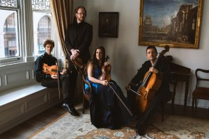 London Haydn Quartet (Photo : David Brunetti)