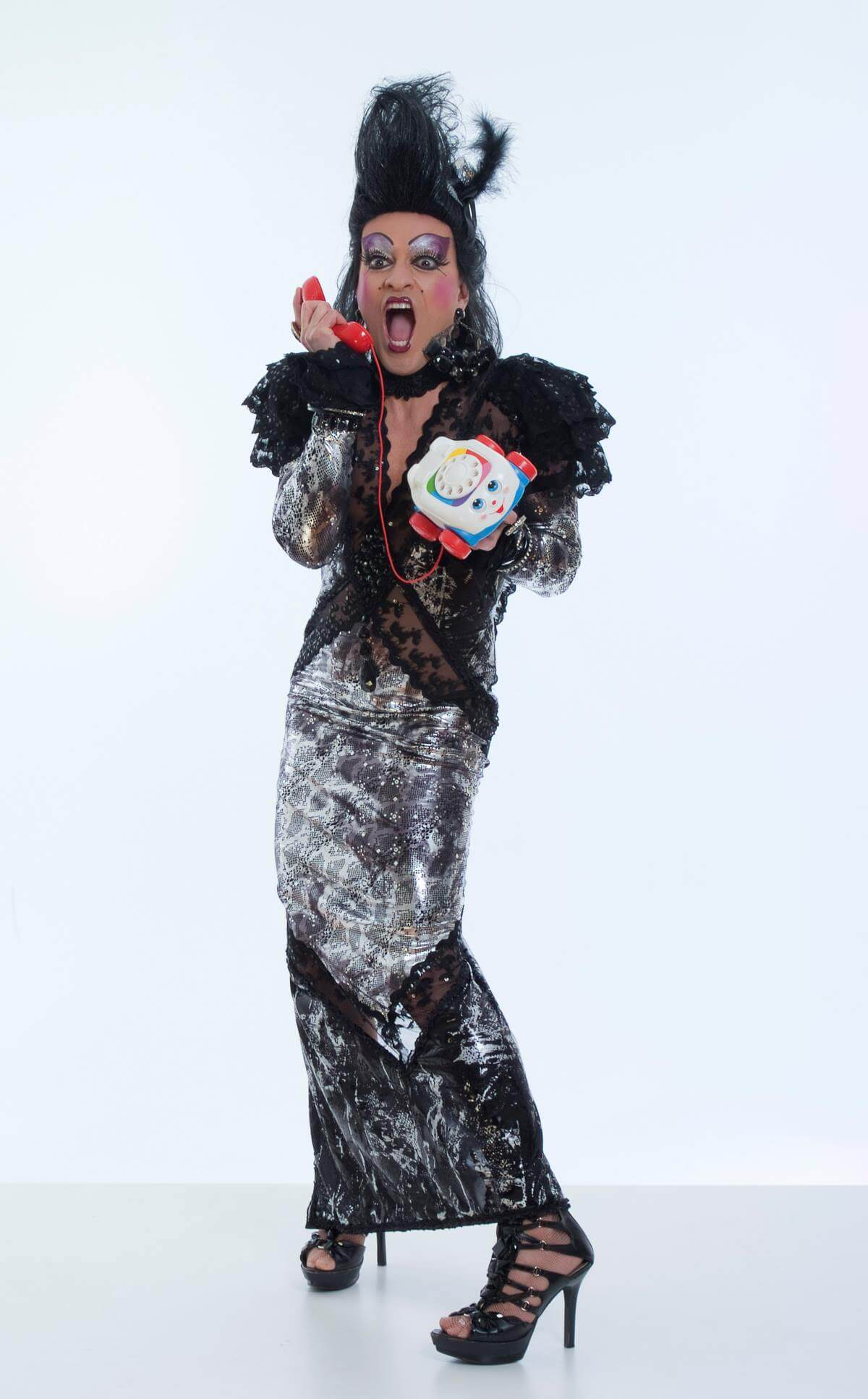 Mado Lamotte, la célèbre drag queen de Montréal, aime l'opéra. (Photo: courtoisie de Cabaret Mado)