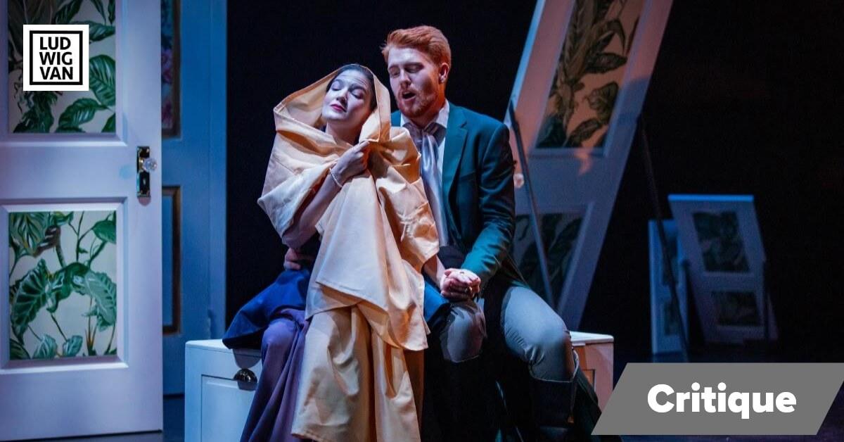 Les Noces de Figaro, une production des JMC. (Photo: Antoine Saito)