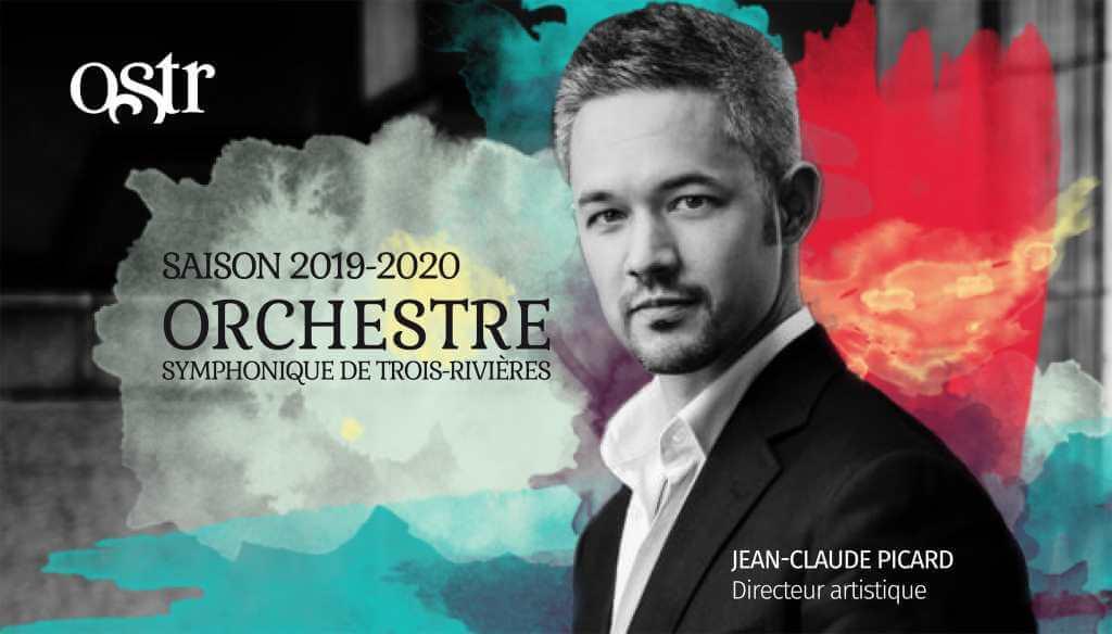Orchestre symphonique de Trois-Rivières, Jean-Claude Picard