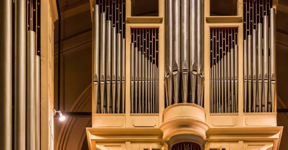 Orgue de l'Église Immaculée-Conception, Montréal, Qc. (Photo: courtoisie du CIOC)