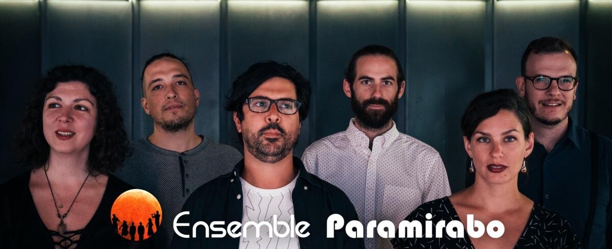 L'Ensemble Paramirabo (Photo : courtoisie)