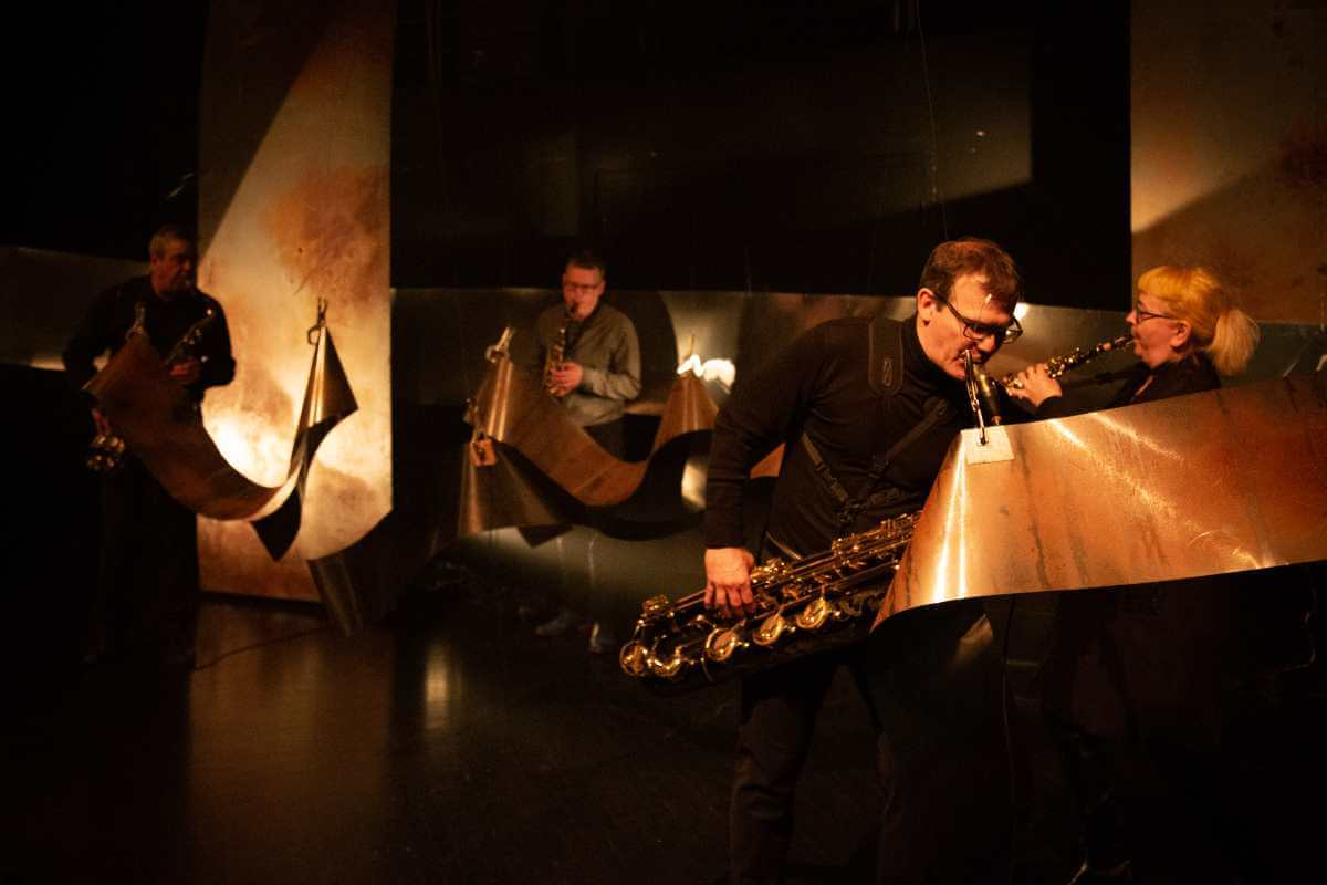 Quasar quatuor de saxophones