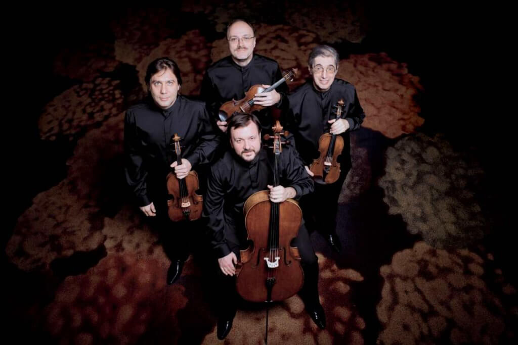 Quatuor Borodine, Borodin Quartet