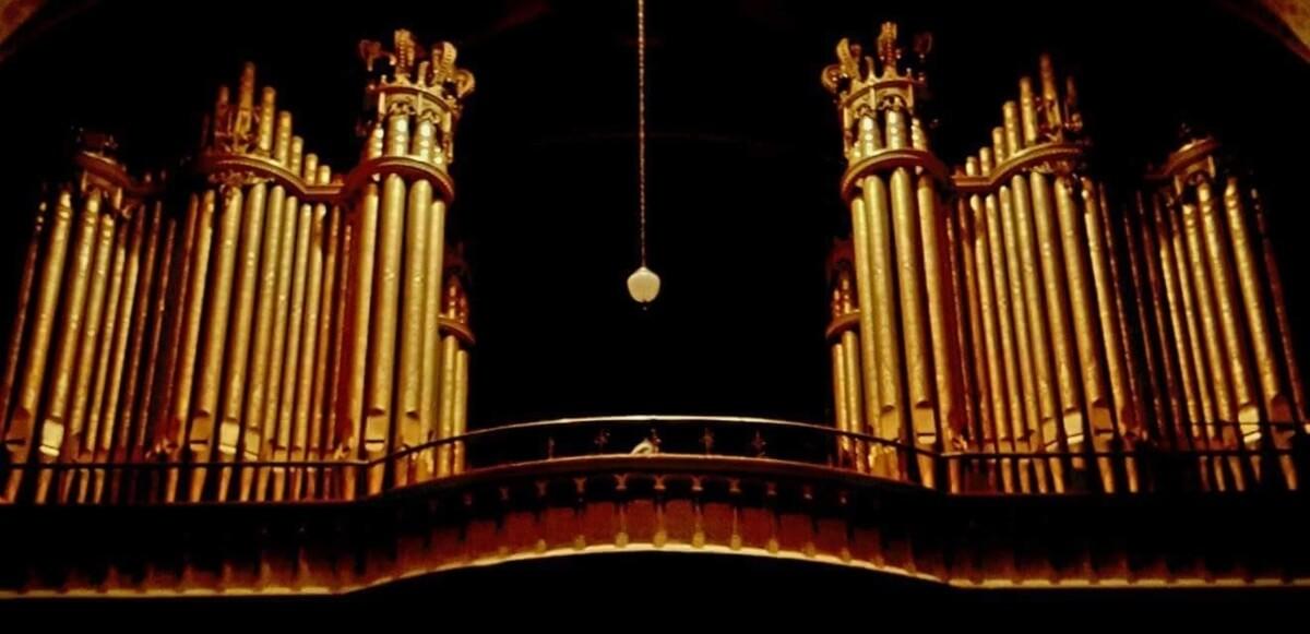 L'orgue de tribune de l'église Très-Saint-Nom-de-Jésus (Photo : Frédéric Pichette)