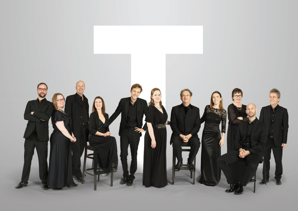 Tallis Scholars (Photo : Nick Rutter)