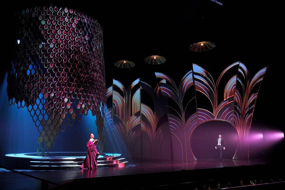 La Traviata, Opéra de Québec, 19 octobre 2019. (Photo: courtoisie de l'Opéra de Québec)