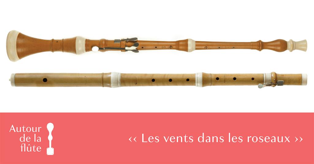 Autour de la flûte : Vents dans les roseaux