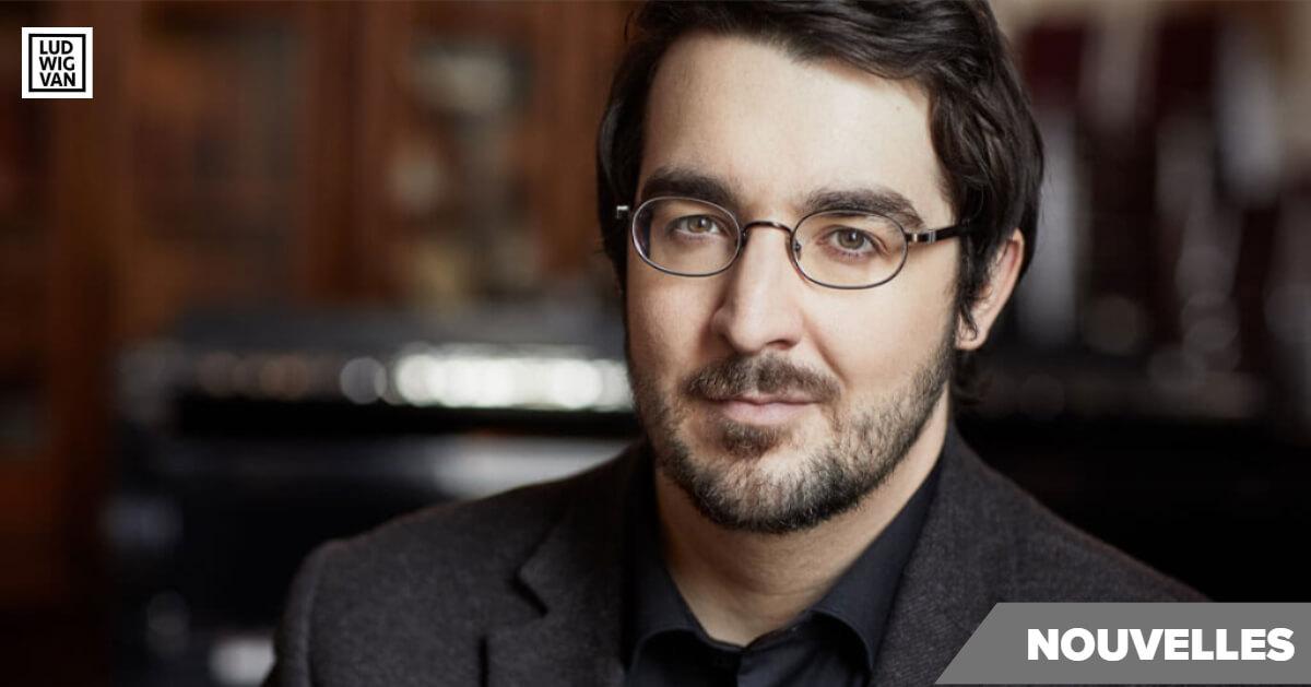 Charles Richard-Hamelin, ADISQ 2019, pianiste, Orchestre et grand ensemble, Soliste et petit ensemble (Photo : Elisabeth Delage)