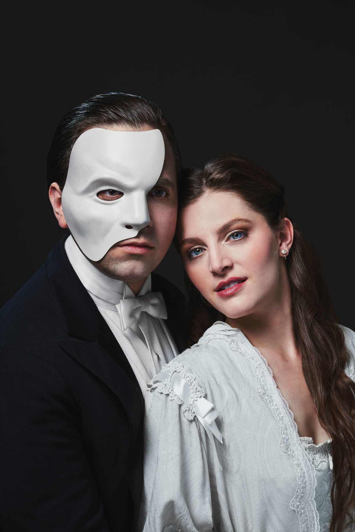 Hugo Laporte, baryton, et Anne-Marine Suire, soprano. (Photo: OSA images)