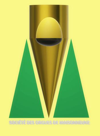 logo Société des orgues de Maisonneuve