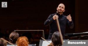 Yannick Nézet-Séguin et l'Orchestre Métropolitain seront en tournée aux États-Unis du 18 au 25 novembre. (Photo: François Goupil)