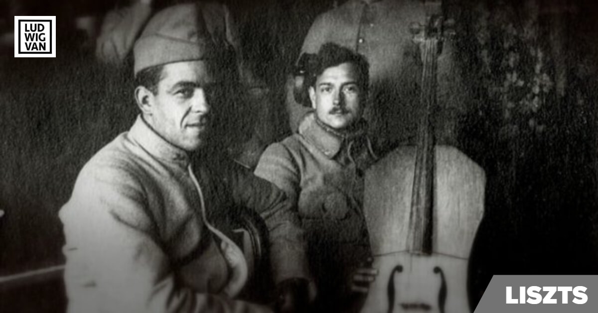header Maurice Maréchal, violoncelle Le Poilu