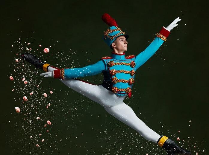 Le danseur Giuseppe Canale. (Photo: Félix Renaud)