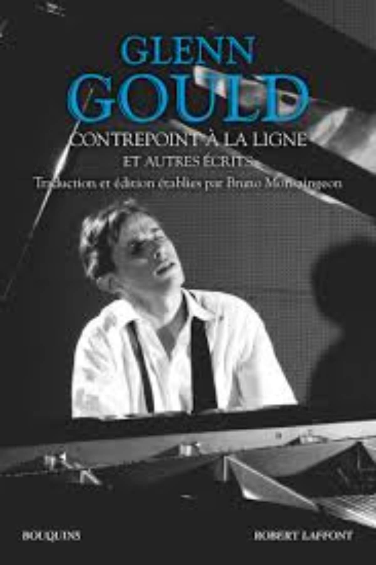couverture Glenn Gould Contrepoint à la ligne