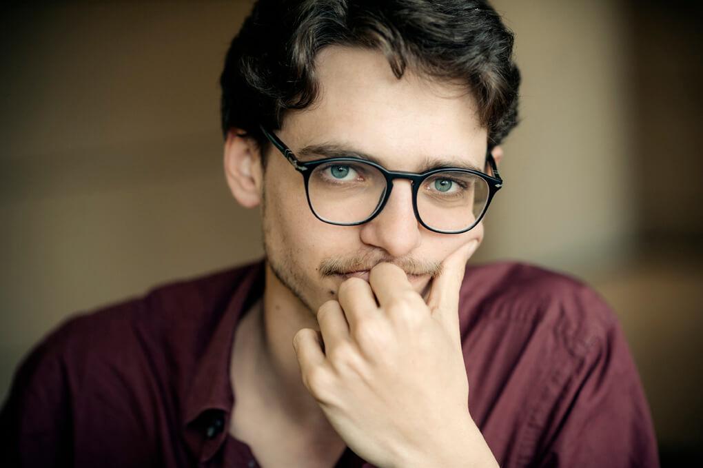 Lucas Debargue, pianiste