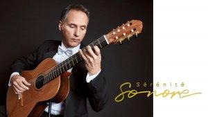 Michel Beauchamp, guitariste, L'Espagne en hamacs de Sérénité sonore