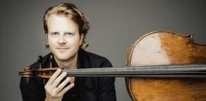 Julian Steckel, violoncelliste