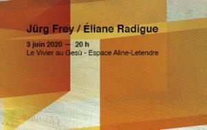 Quatuor Bozzini visuel concert Frey / Radigue