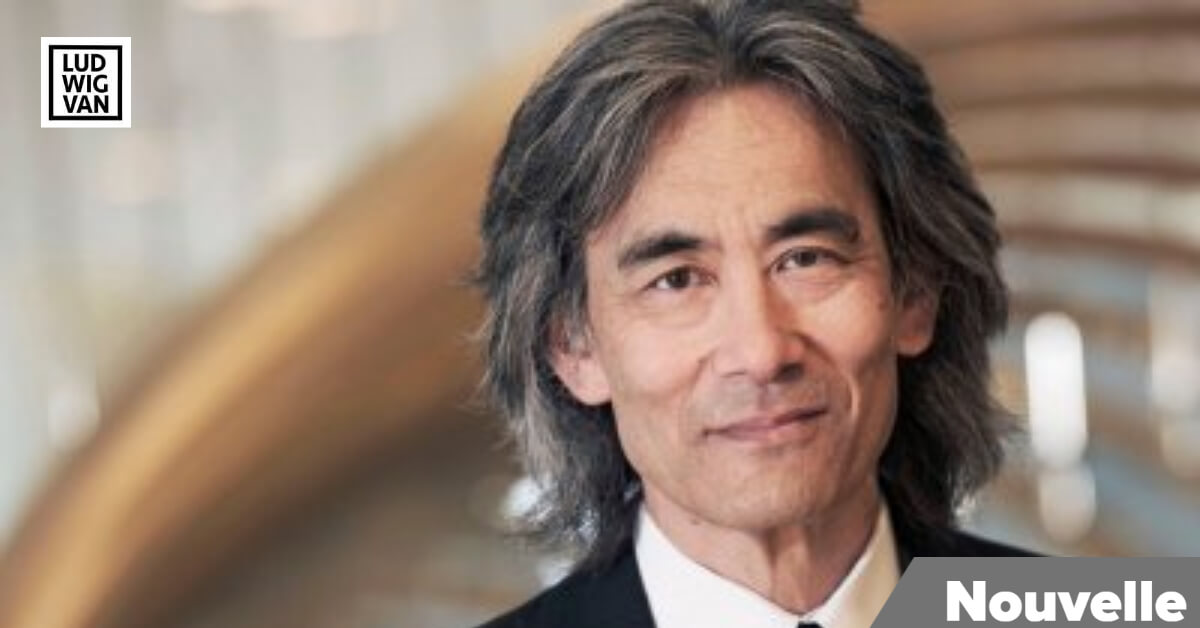 Kent Nagano cover message d'espoir durant la pandémie
