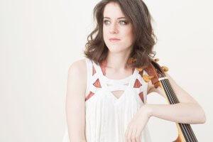 Elinor Frey, violoncelliste