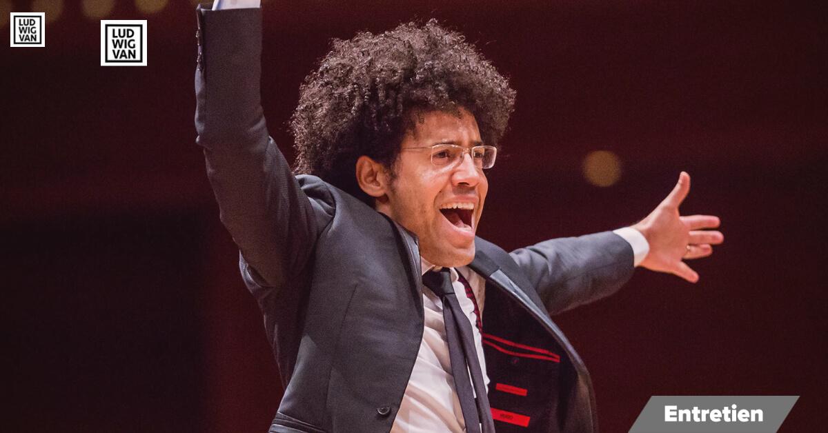 Le nouveau directeur musical de l'OSM, Rafael Payare, promet au public qu'il aura du plaisir à suivre l'orchestre au cours des prochaines années. (Photo: courtoisie de l'OSM)