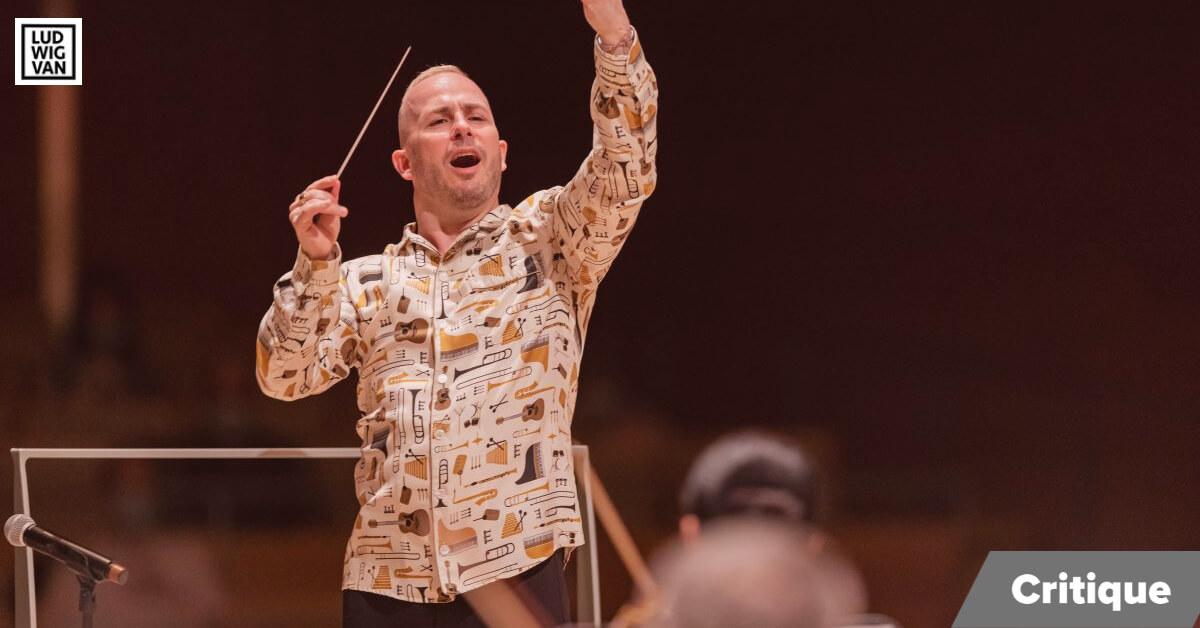 L'Orchestre Métropolitain a retrouvé son public à l'occasion d'un premier concert à la Maison symphonique, le 27 mars 2021. (Photo: Antoine Saito)