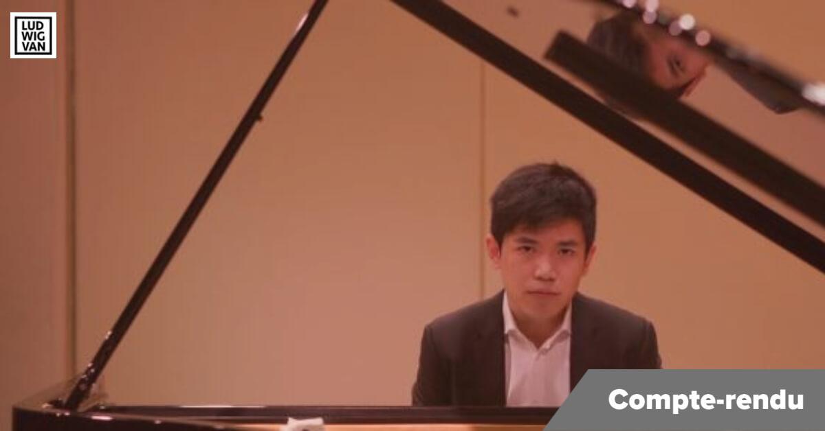 Zhu Wang, concurrent représentant la Chine au CMIM, 28 avril 2021. (Photo: capture d'écran de la webdiffusion)