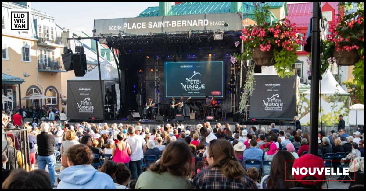 La Fête de la Musique de Tremblant 2021 est reportée à l'an prochain. (Photo: courtoisie d'Analekta)