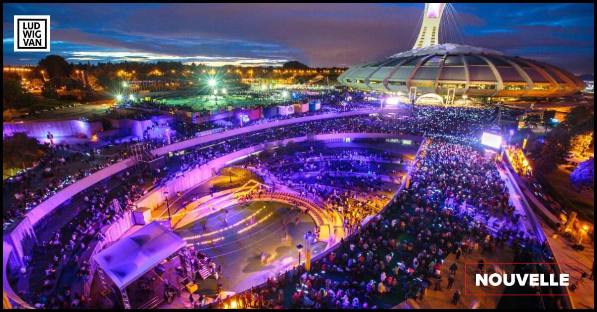 L'Orchestre symphonique de Montréal sera de retour pour son grand concert gratuit au Parc olympique le 9 septembre prochain, sous la direction de Rafael Payare. (Photo: courtoisie de l'OSM)