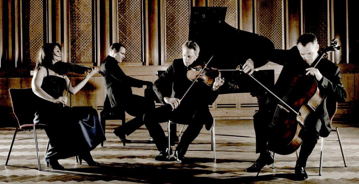 Le Quatuor Fauré (Photo: Mat Hennek)